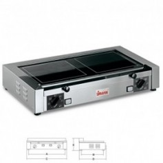 Grill sandwich vetroceramic PD TOP V