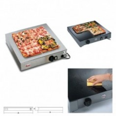 Plan prezentare pizza inox