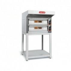 Cuptor pizza pe vatra CITIZEN EP 70 4+4 pizza de 35cm
